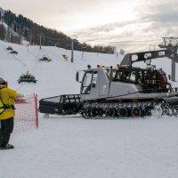 Снегоуборочная техника :: Валерий Ткаченко