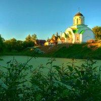 Свет веры :: Алексей Мартынов