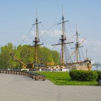 Место где появился Российский императорский флот :: Виктор Филиппов