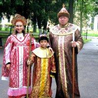 ЦАРСКАЯ СЕМЬЯ :: Анатолий Восточный