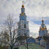 Кафедральный Вознесенский собор. Ульяновск :: MILAV V