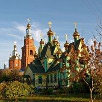 Золотые купола. Ульяновск :: MILAV V