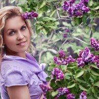 Девушка-весна :: Наталья Мячикова