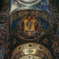 Собо́р Воскресе́ния Христо́ва на Крови́ :: Наталия Тугаринова