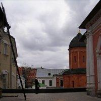 Высоко-Петровский монастырь :: Анна Воробьева