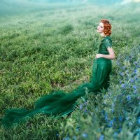 Green on green :: Наталья Сидорович
