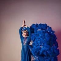 Танцы в облаке :: Юлия Астратенко