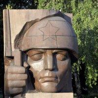Вечный огонь в мемориальном парке :: Александр Иосипенко