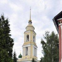 Свято-Троицкий Ново-Голутвин женский монастырь :: Александр Иосипенко