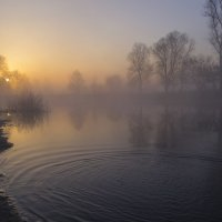 Мартовское утро на реке :: Сергей Корнев