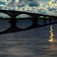 Мистическая река... Она прекрасна и...опасна. :: Anatol Livtsov