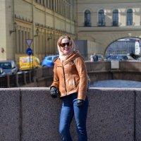 Весна в Питере :: Дмитрий Боргер