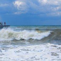 Большая волна :: vladimir