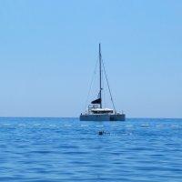 Только ты и море | Вдохновленное Адриатикой :: Анна Бухарская