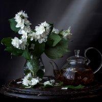Чай с жасмином :: Татьяна Курамшина