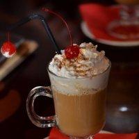 Что-бы утренняя чашечка кофе была еще вкуснее, добавьте в нее капельку любви…:-)) :: Ольга Русанова (olg-rusanowa2010)