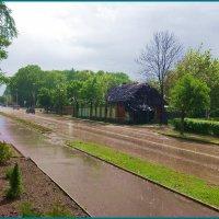 ... и летний дождь смывает ... :: Николай Дони