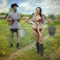 Хорошо в деревне летом... :: Виктор Седов
