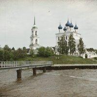Церковь Рождества Пресвятой Богородицы в Катунках :: Андрей Головкин