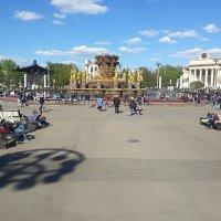 Встречаемся у фонтана ! :: Наталья Денисова