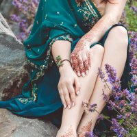 Индийская роскошь в современном мире :: Алина Алябьева