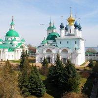 Спасо-Яковлевский монастырь, Россия :: Анна Бухарская