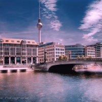 Берлин и прекрасная погода :: Татьяна Каримова