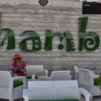 Мари-реклама ресторана :: Роза Бара