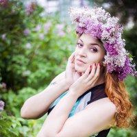 Анна в ожидании чуда... :: Анастасия Костюкова