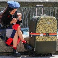 Туристка :: Ирина ...............