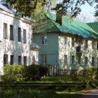 Послевоенные дома :: Фотогруппа Весна.