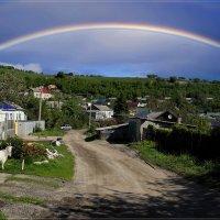 Сельский пейзаж. :: Anatol Livtsov