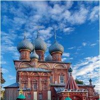 Церковь Воскресения на Дебре. Кострома. :: Олег