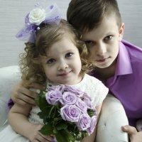 Брат и систра :: Виктория Большагина