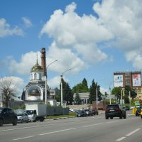 Прогулки по городу.... Воронеж - город в котором живу... :: Михаил Болдырев