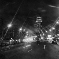 По ночной Москве :: Алексей Окунеев