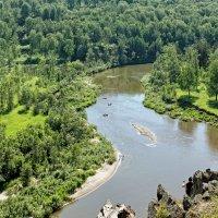 Излучина реки Бердь :: Дмитрий Конев