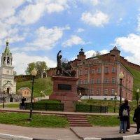 Нижний, вид на Кремль :: Petr Popov