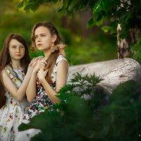 Алина и Оксана. :: Роман Юленков