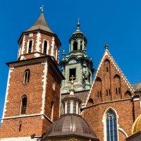 Кафедральный собор святых Станислава и Вацлава в Вавельском замке в Кракове :: Вадим *