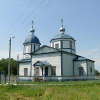 Храм в честь Михаила Архангела :: Александр Алексеев