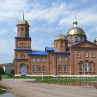 Храм в честь иконы Казанской Божией Матери :: Александр Алексеев