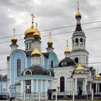 Покровско-Татианинский собор. Чебоксары :: MILAV V
