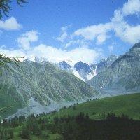 Алтай. Вид на Белуху с восточной стороны :: Марина Домосилецкая
