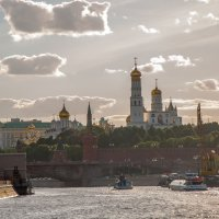 Прогулки по Москве. Кремль. :: Alexander Petrukhin