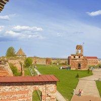 Крепость Орешек. Внутренний двор. :: bajguz igor