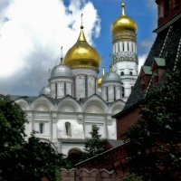 кремлевский мотив :: павел бритшев