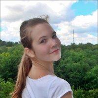 Внученька :: Нина Корешкова