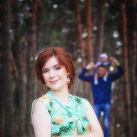 Папа+Мама=Я :: Юлия Коноваленко (Останина)