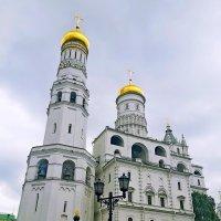 Колокольня Ивана Великого в Кремле :: Tata Wolf